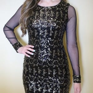 Badgley Mischka Party Dress
